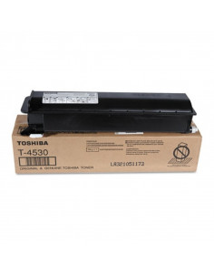 Cartus Toner Original Toshiba T-4530E Black, 30000 pagini