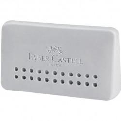 Radiera Creion Faber-Castell Grip 2001 Edge, Gri