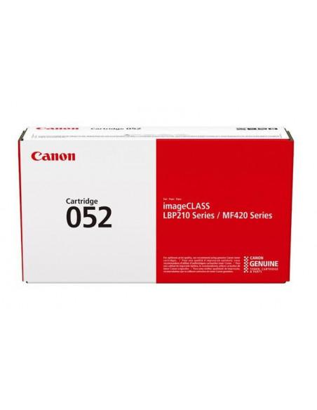 Cartus Toner Original Canon CRG-052 Black, 3100 pagini