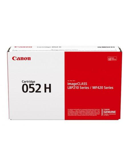 Cartus Toner Original Canon CRG-052H Black, 9200 pagini