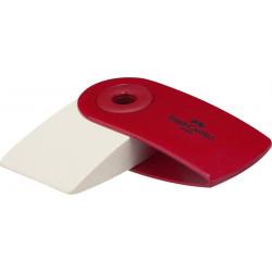 Radiera Creion Faber-Castell Sleeve, Rosie