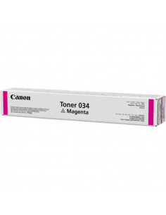 Cartus Toner Original Canon 034 Magenta, 7300 pagini