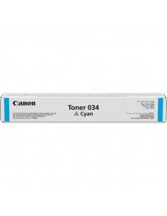 Cartus Toner Original Canon 034 Cyan, 7300 pagini