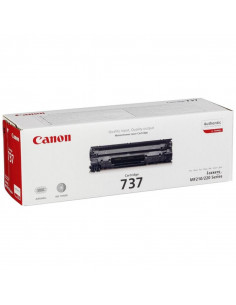 Cartus Toner Original Canon CRG-737 Black, 2400 pagini