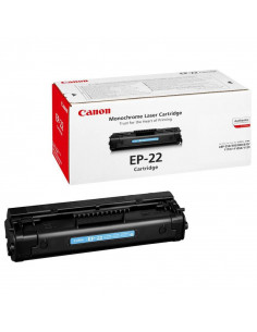 Cartus Toner Original Canon EP-22 Black, 2500 pagini
