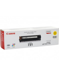 Cartus Toner Original Canon CRG-731 Yellow, 1500 pagini