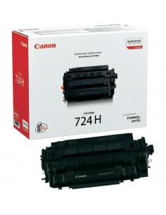 Cartus Toner Original Canon CRG-724H Black, 12500 pagini