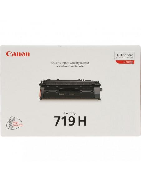 Cartus Toner Original Canon CRG-719H Black, 6400 pagini