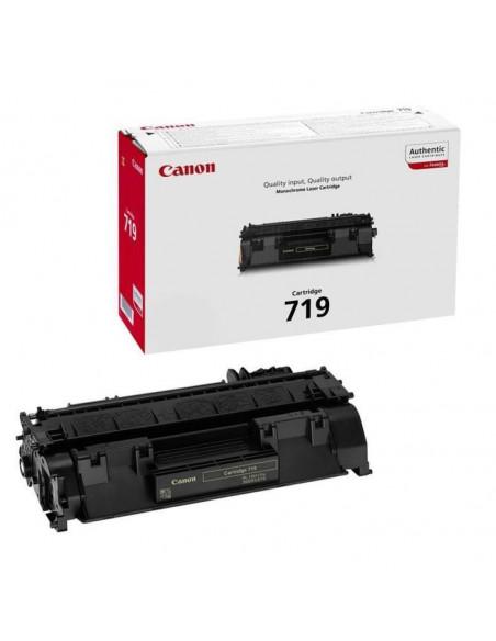 Cartus Toner Original Canon CRG-719 Black, 2100 pagini