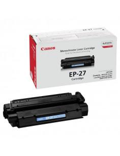 Cartus Toner Original Canon EP-27 Black, 2500 pagini