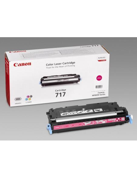 Cartus Toner Original Canon CRG-717 Magenta, 4000 pagini