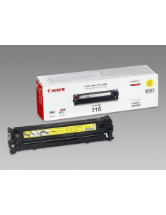 Cartus Toner Original Canon CRG-716 Yellow, 1500 pagini