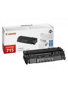 Cartus Toner Original Canon CRG-715 Black, 3000 pagini