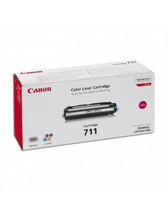 Cartus Toner Original Canon CRG-711 Magenta, 6000 pagini