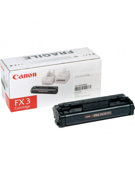 Cartus Toner Original Canon FX3 Black, 2700 pagini