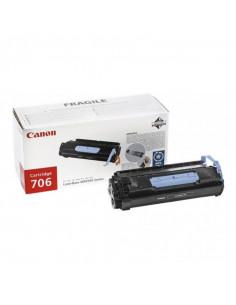 Cartus Toner Original Canon CRG-706 Black, 5000 pagini
