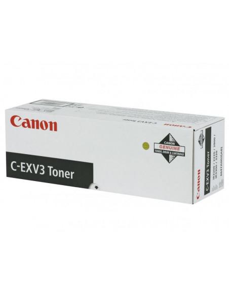 Cartus Toner Original Canon C-EXV3 Black, 15000 pagini