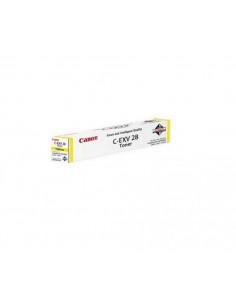 Cartus Toner Original Canon C-EXV28 Yellow, 38000 pagini
