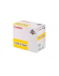 Cartus Toner Original Canon C-EXV21 Yellow, 14000 pagini