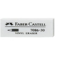 Radiera Creion Faber-Castell 7086, 41 x 18.5 x 11.5 mm