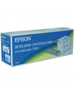 Cartus Toner Original Epson C13S050155 Yellow, 1500 pagini