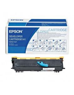Cartus Toner Original Epson C13S050167 Negru, 3000 pagini