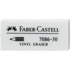 Radiera Creion Faber-Castell 7086, 31 x 15 x 11.5 mm