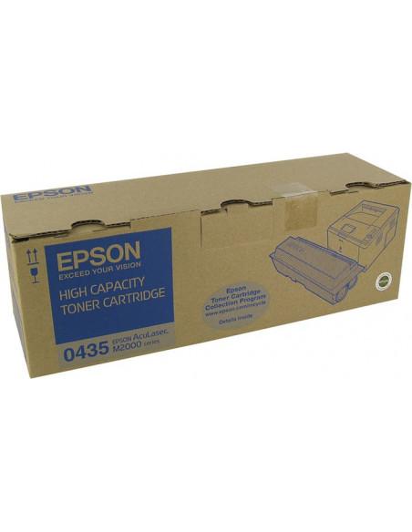 Cartus Toner Original Epson C13S050435 Negru, 8000 pagini