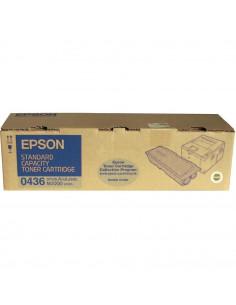 Cartus Toner Original Epson C13S050436 Negru, 3500 pagini