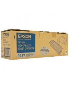 Cartus Toner Original Epson C13S050437 Negru, 8000 pagini