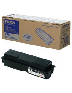 Cartus Toner Original Epson C13S050584 Negru, 8000 pagini