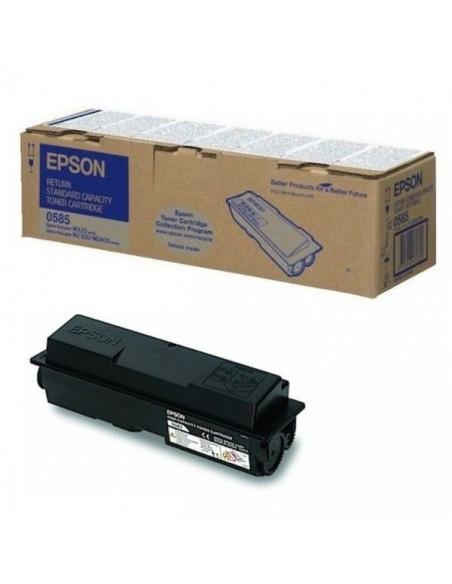 Cartus Toner Original Epson C13S050585 Negru, 3000 pagini