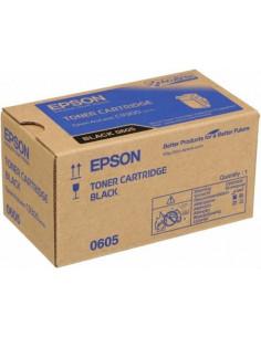 Cartus Toner Original Epson C13S050605 Negru, 6500 pagini