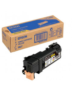 Cartus Toner Original Epson C13S050627 Yellow, 2500 pagini