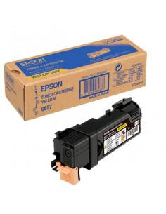 Cartus Toner Original Epson C13S050627 Yellow, 2500 pagini
