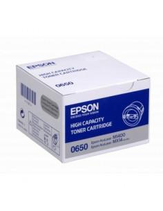 Cartus Toner Original Epson C13S050650 Negru, 2200 pagini