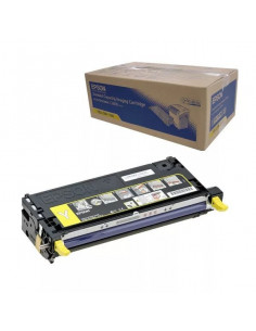 Cartus Toner Original Epson C13S051128 Yellow, 5000 pagini