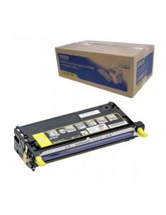 Cartus Toner Original Epson C13S051128 Yellow, 5000 pagini