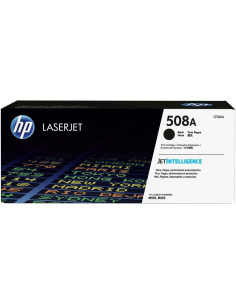 Cartus Toner Original Hp 508A / CF360A Black, 6000 pagini