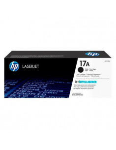 Cartus Toner Original Hp CF217A Black, 1600 pagini