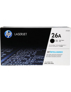 Cartus Toner Original Hp CF226A Black, 3100 pagini