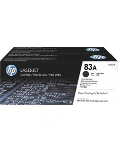 Cartus Toner Original Hp CF283AD Black, 2x1500 pagini