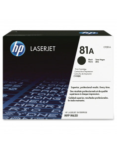 Cartus Toner Original Hp CF281A Black, 10500 pagini