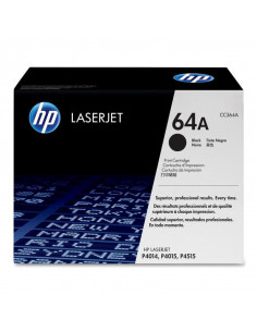 Cartus Toner Original Hp CC364A Black, 10000 pagini