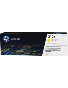 Cartus Toner Original Hp CF382A Yellow, 2700 pagini