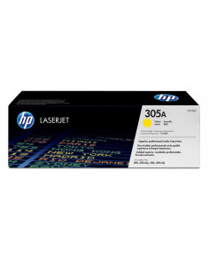 Cartus Toner Original Hp CE412A Yellow, 2600 pagini