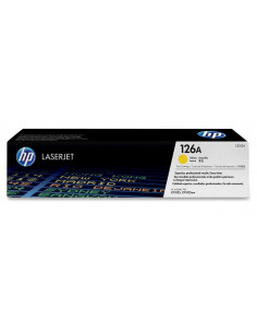 Cartus Toner Original Hp CE312A Yellow, 1000 pagini