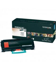 Cartus Toner Original Lexmark E260A31E, Black, 3500 pagini