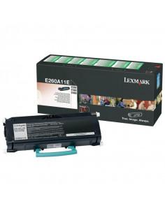 Cartus Toner Original Lexmark E260A11E, Black, 3500 pagini