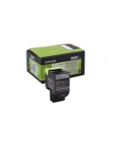 Cartus Toner Original Lexmark 80C20KE, Black, 1000 pagini